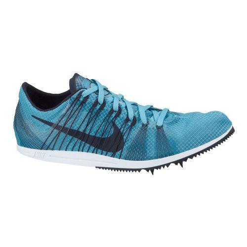 Mens Nike Zoom Matumbo 2 Track and Field Shoe - Blue/Navy 7.5