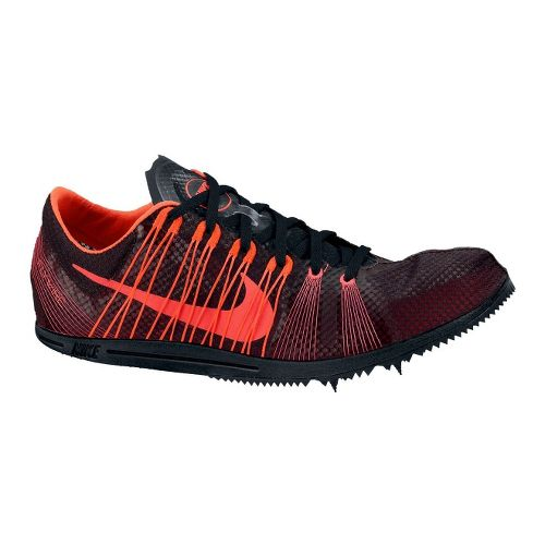 Mens Nike Zoom Matumbo 2 Track and Field Shoe - Charcoal/Red 6.5