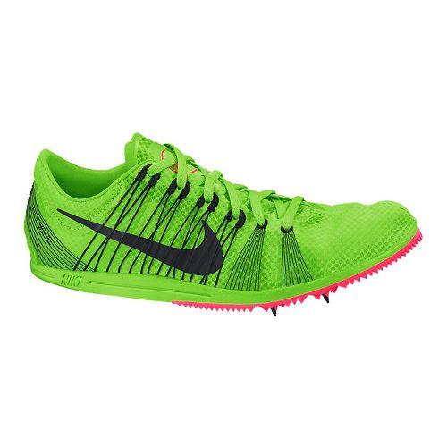 Mens Nike Zoom Matumbo 2 Track and Field Shoe - Green 10.5