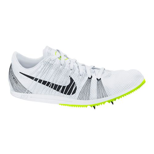 Mens Nike Zoom Matumbo 2 Track and Field Shoe - White 11.5