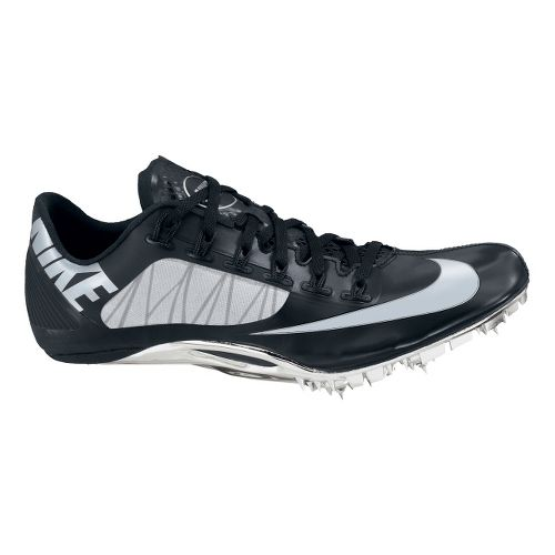 Mens Nike Zoom Superfly R4 Track and Field Shoe - Black 6.5