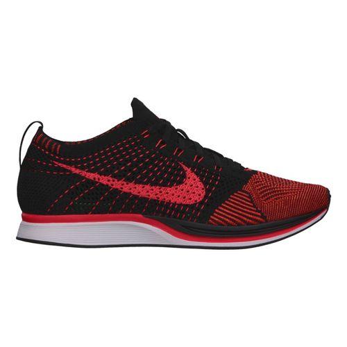 Nike Flyknit Racer Racing Shoe - Bright Crimson 11.5