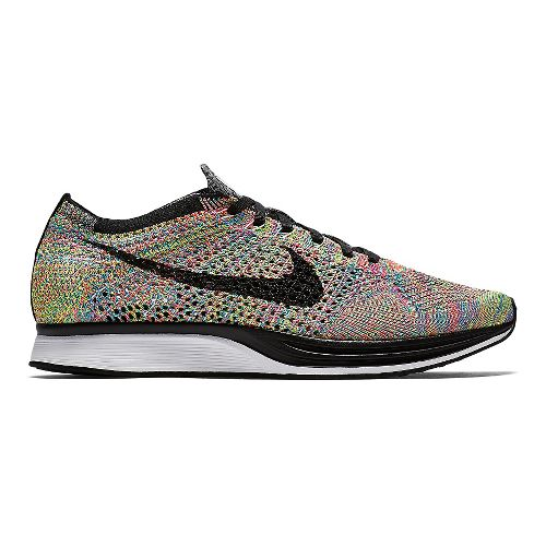 Nike Flyknit Racer Racing Shoe - Multi 7
