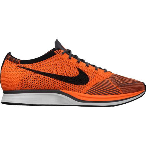 Nike Flyknit Racer Racing Shoe - Orange 14