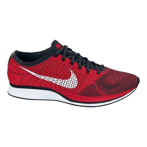 Nike Flyknit Racer Racing Shoe - Red 11.5