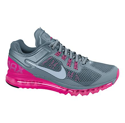 Womens Nike Air Max+ 2013 Running Shoe
