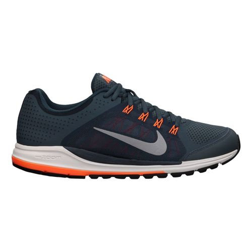 Mens Nike Zoom Elite+ 6 Running Shoe - Steel Grey 11.5