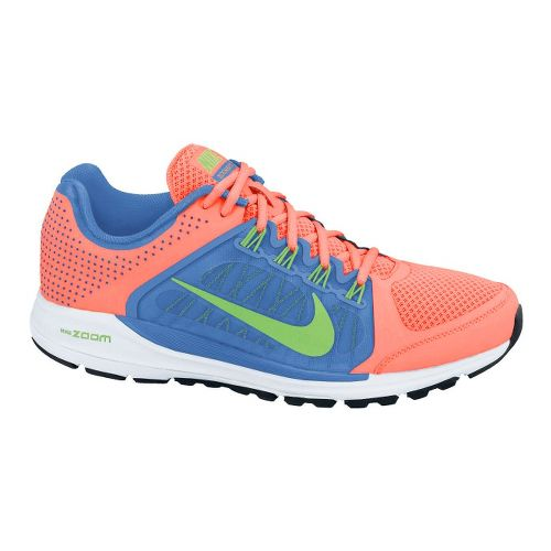 Womens Nike Zoom Elite+ 6 Running Shoe - Atomic Pink/Blue 10