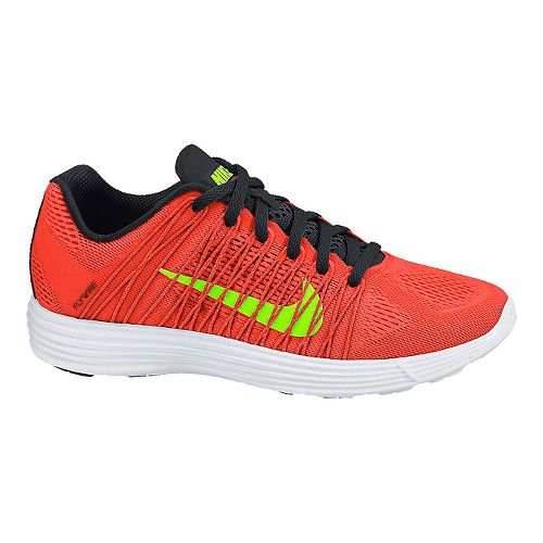 Mens Nike LunaRacer+ 3 Racing Shoe - Bright Crimson 11