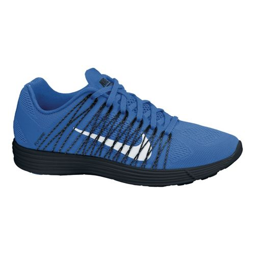Mens Nike LunaRacer+ 3 Racing Shoe - Blue 14