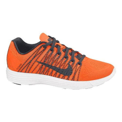 Mens Nike LunaRacer+ 3 Racing Shoe - Orange 12.5