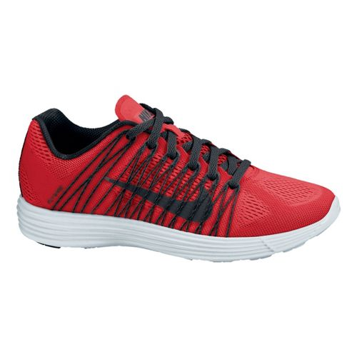 Mens Nike LunaRacer+ 3 Racing Shoe - Red 8.5