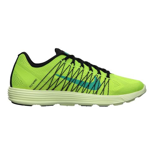 Mens Nike LunaRacer+ 3 Racing Shoe - Volt 9.5