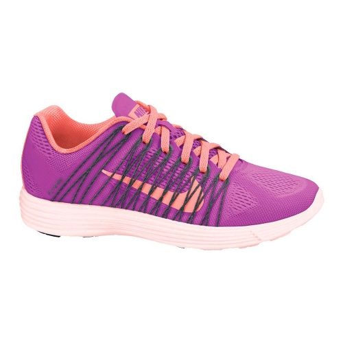 Womens Nike LunaRacer+ 3 Racing Shoe - Dark Pink 8