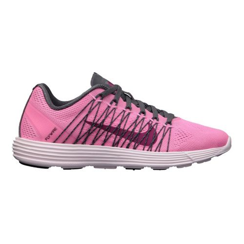 Womens Nike LunaRacer+ 3 Racing Shoe - Pink 6.5