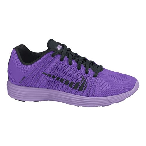 Womens Nike LunaRacer+ 3 Racing Shoe - Purple 10