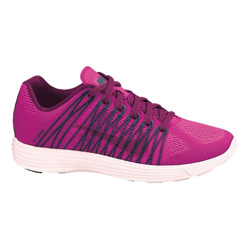 Womens Nike LunaRacer+ 3 Racing Shoe - Raspberry 6.5
