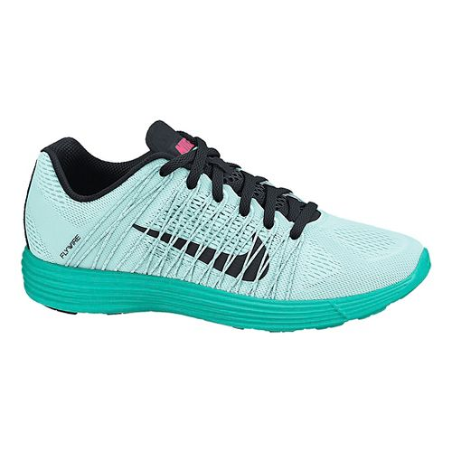 Womens Nike LunaRacer+ 3 Racing Shoe - Teal 6.5