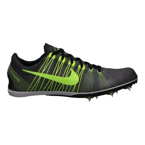Nike Zoom Victory 2 Track and Field Shoe - Black/Volt 11.5