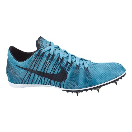 Nike Zoom Victory 2 Track and Field Shoe - Blue 10.5