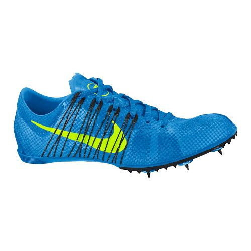 Nike Zoom Victory 2 Track and Field Shoe - Blue/Black 9