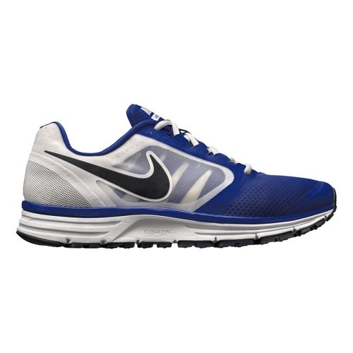 Mens Nike Zoom Vomero+ 8 Running Shoe - Blue/White 8