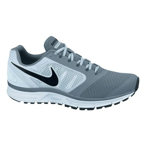 Mens Nike Zoom Vomero+ 8 Running Shoe - Grey 9.5
