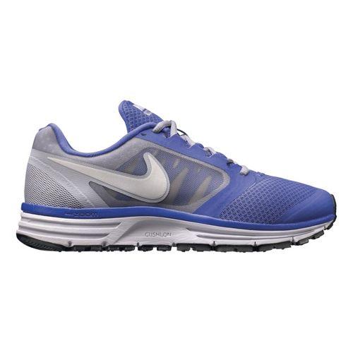 Womens Nike Zoom Vomero+ 8 Running Shoe - Violet/Grey 9