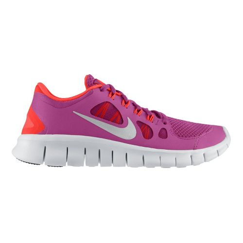 Kids Nike Free Run 5.0 Running Shoe - Pink 4
