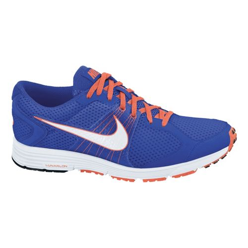 Nike LunarSpeed Lite+ 2 Racing Shoe - Blue/Orange 4.5