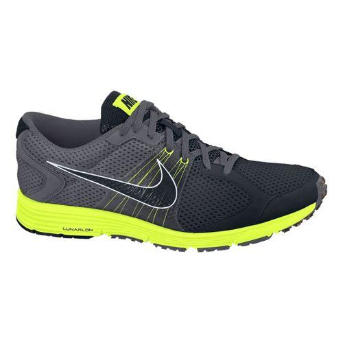 Nike LunarSpeed Lite+ 2 Racing Shoe - Charcoal/Volt 7