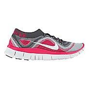 Womens Nike Free Flyknit+ Running Shoe