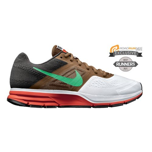 Mens Nike Air Pegasus+ 30 Running Shoe - California 11.5