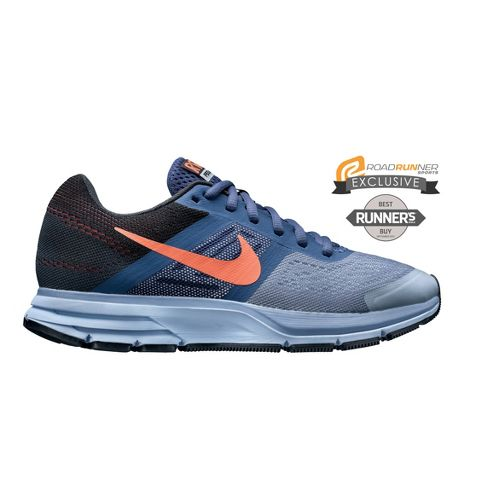 Womens Nike Air Pegasus+ 30 Running Shoe - Sunset 7