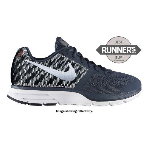 Mens Nike Air Pegasus+ 30 Anniversary Running Shoe - Slate 8.5