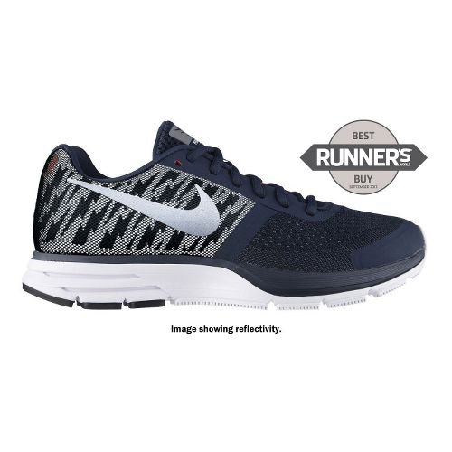 Womens Nike Air Pegasus+ 30 Anniversary Running Shoe - Slate 10.5