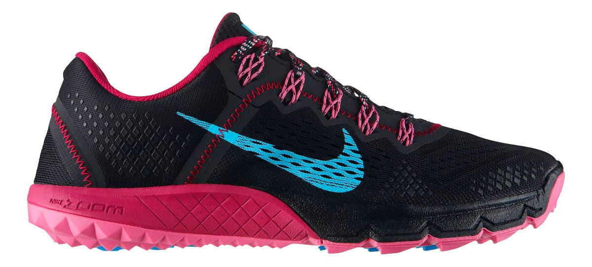 womens nike zoom terra kiger trail running shoe at road