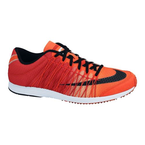 Nike LunarSpider R 4 Racing Shoe - Red/Orange 4.5