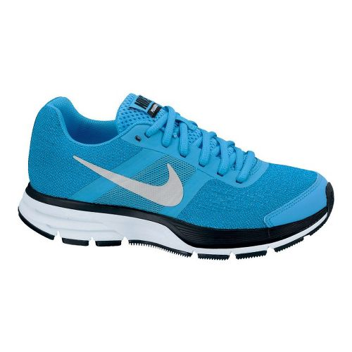 Kids Nike Air Pegasus+ 30 GS Running Shoe - Blue 6