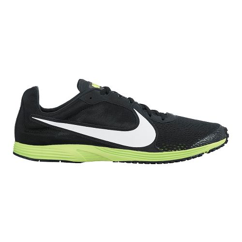 Nike Zoom Streak LT2 Racing Shoe - Black/Volt 4