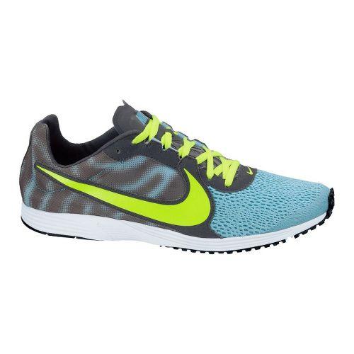 Nike Zoom Streak LT2 Racing Shoe - Blue/Volt 9.5