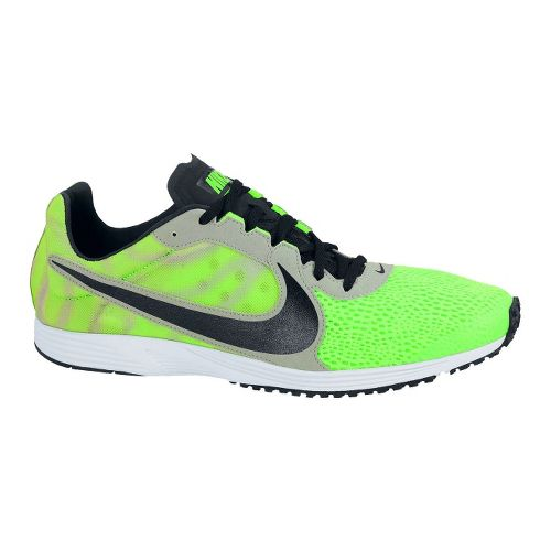 Nike Zoom Streak LT2 Racing Shoe - Black/Volt 14
