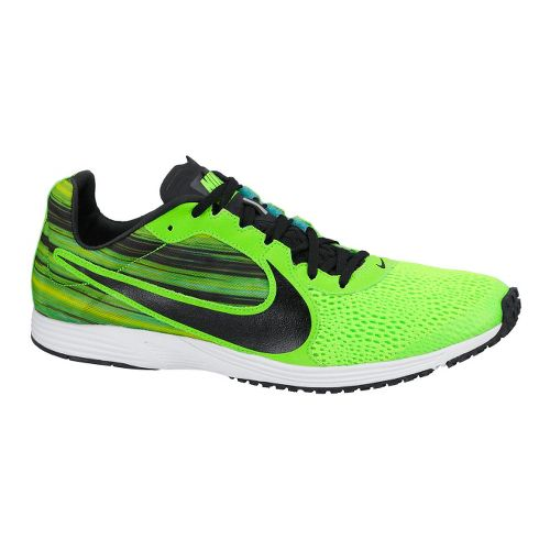 Nike Zoom Streak LT2 Racing Shoe - Lime/Black 7