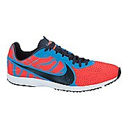 Nike Zoom Streak LT2 Racing Shoe - Neon Red/Blue 5