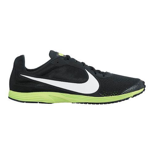 Nike Zoom Streak LT2 Racing Shoe - Platinum/Orange 6.5