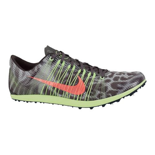 Nike Zoom Victory XC 2 Cross Country Shoe - Grey/Lime 7.5