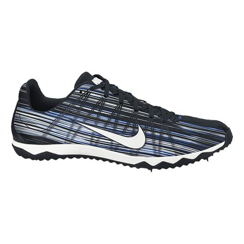 Mens Nike Zoom Rival XC Cross Country Shoe - Black/Blue 10.5