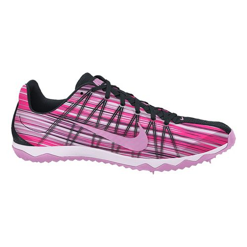 Womens Nike Zoom Rival XC Cross Country Shoe - Pink/Black 5.5