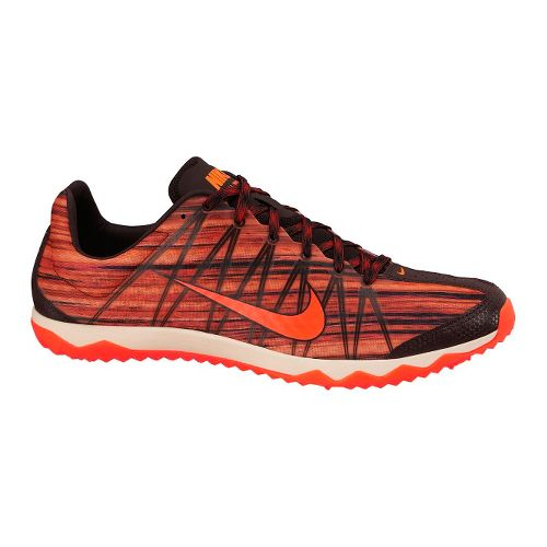 Mens Nike Zoom Rival Waffle Cross Country Shoe - Orange 11