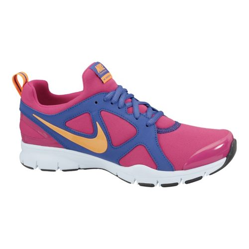 Womens Nike In-Season TR 2 Cross Training Shoe - Pink/Purple 8.5